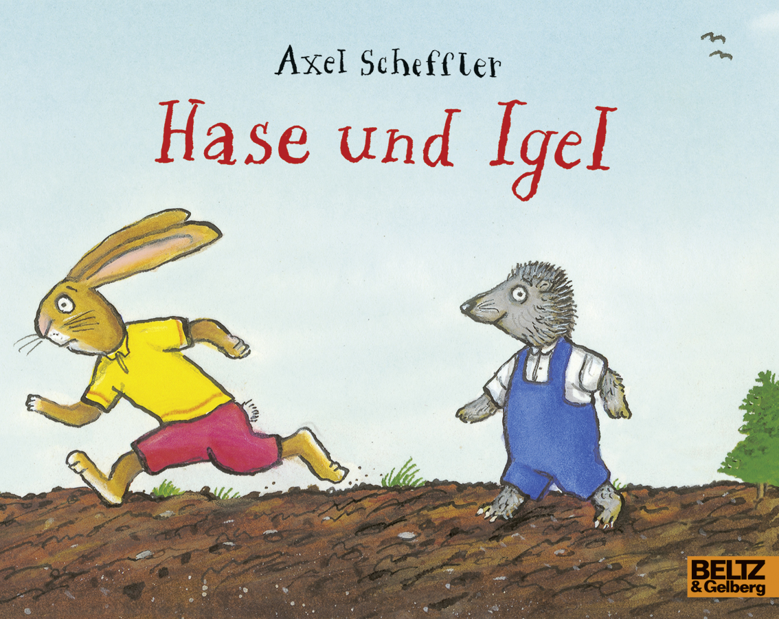 Hase und Igel - Kinderbücherversand Ozimek
