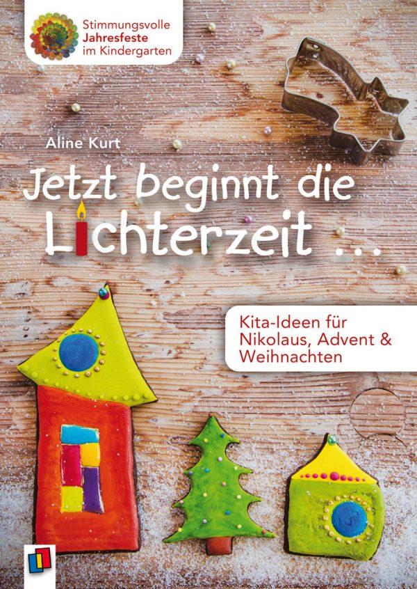 Jetzt beginnt die Lichterzeit ... - Kita-Ideen für Nikolaus, Advent ...