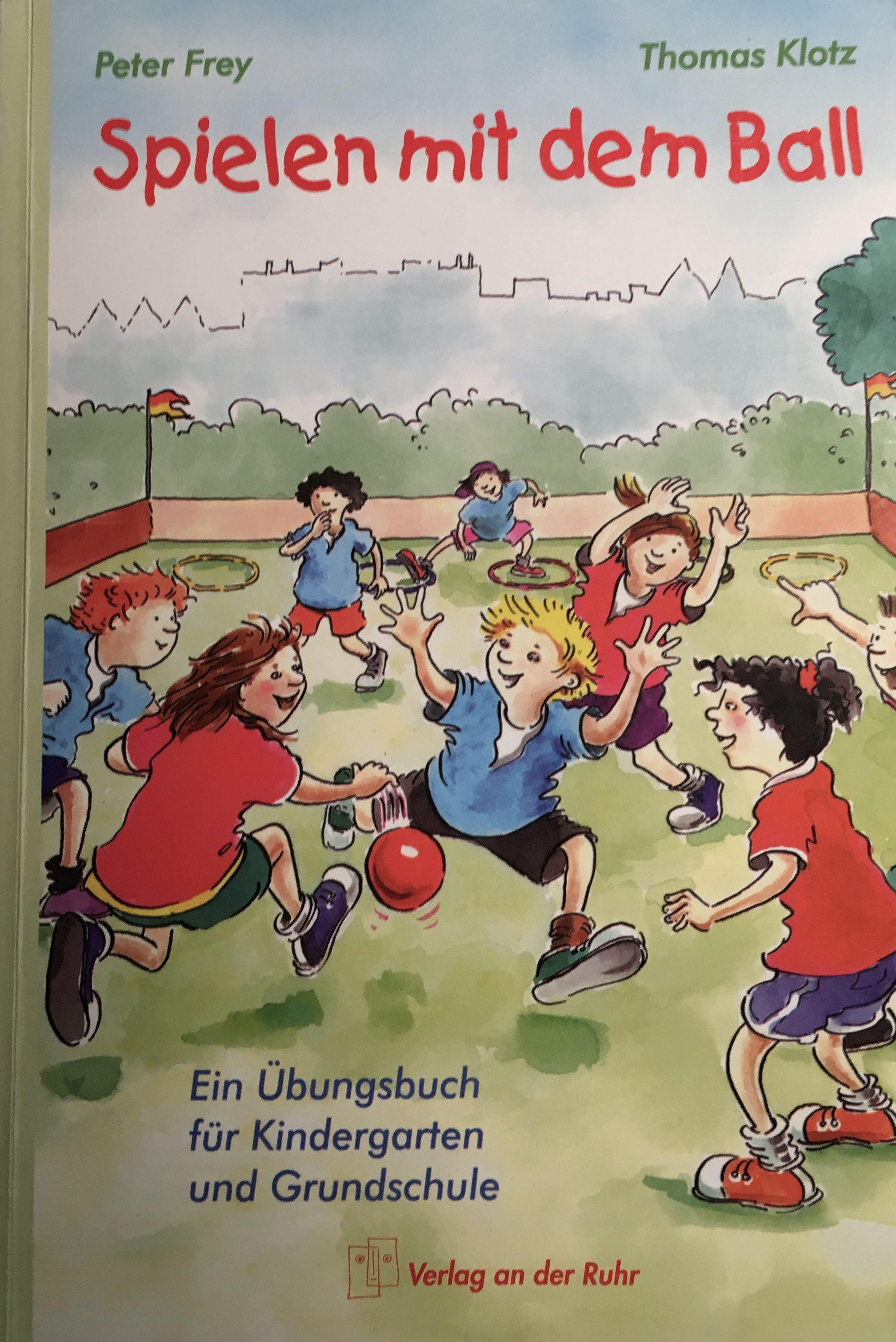 Spiel Mit Ball