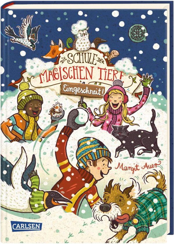 Die Schule der magischen Tiere: Eingeschneit! Ein Winterabenteuer