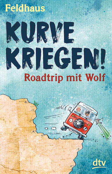 Kurve kriegen – Roadtrip mit Wolf